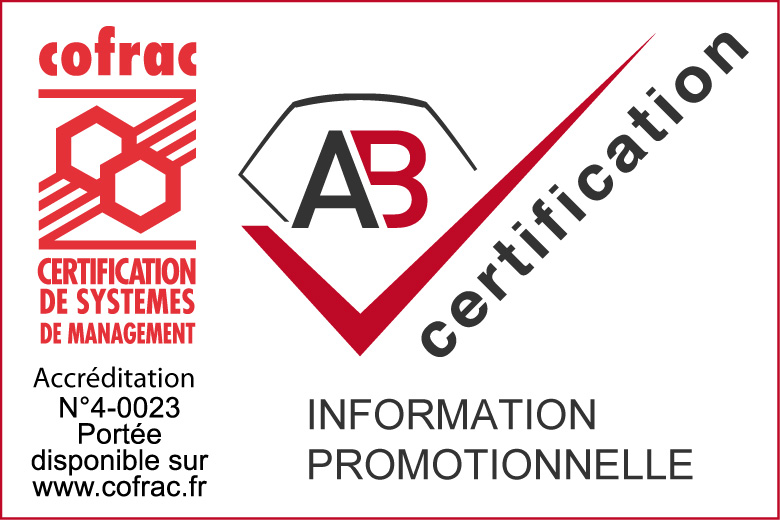 certification ab cofrac